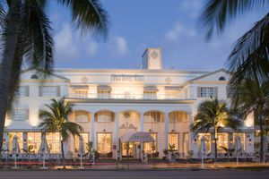 Betsy Hotel in South Beach