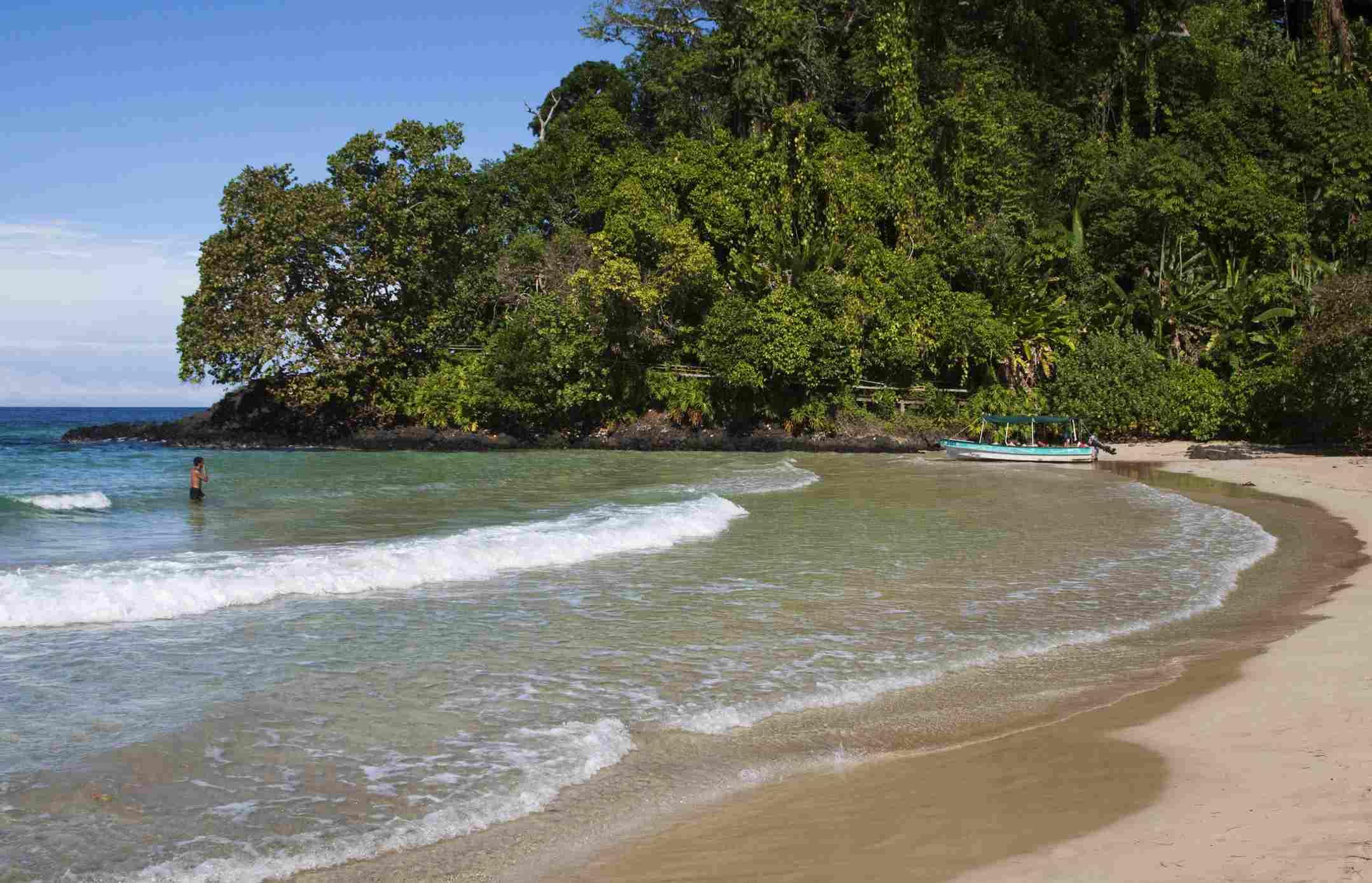 Isla Bastimentos, Bocas del Toro, Panama, Central America