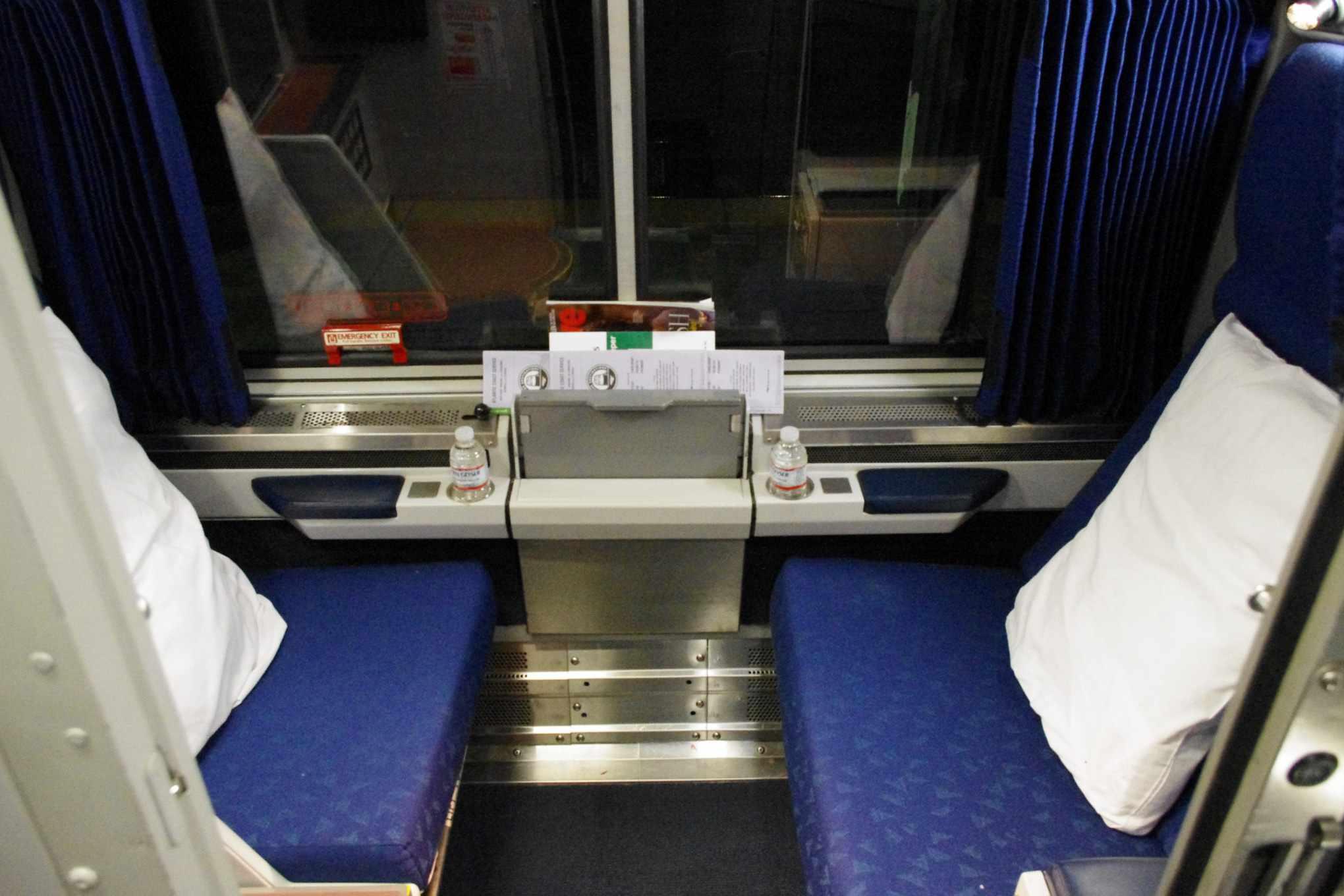 Amtrak Viewliner Roomette