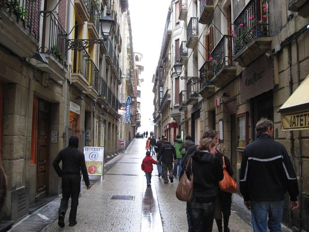 San Sebastian, Spain - old town