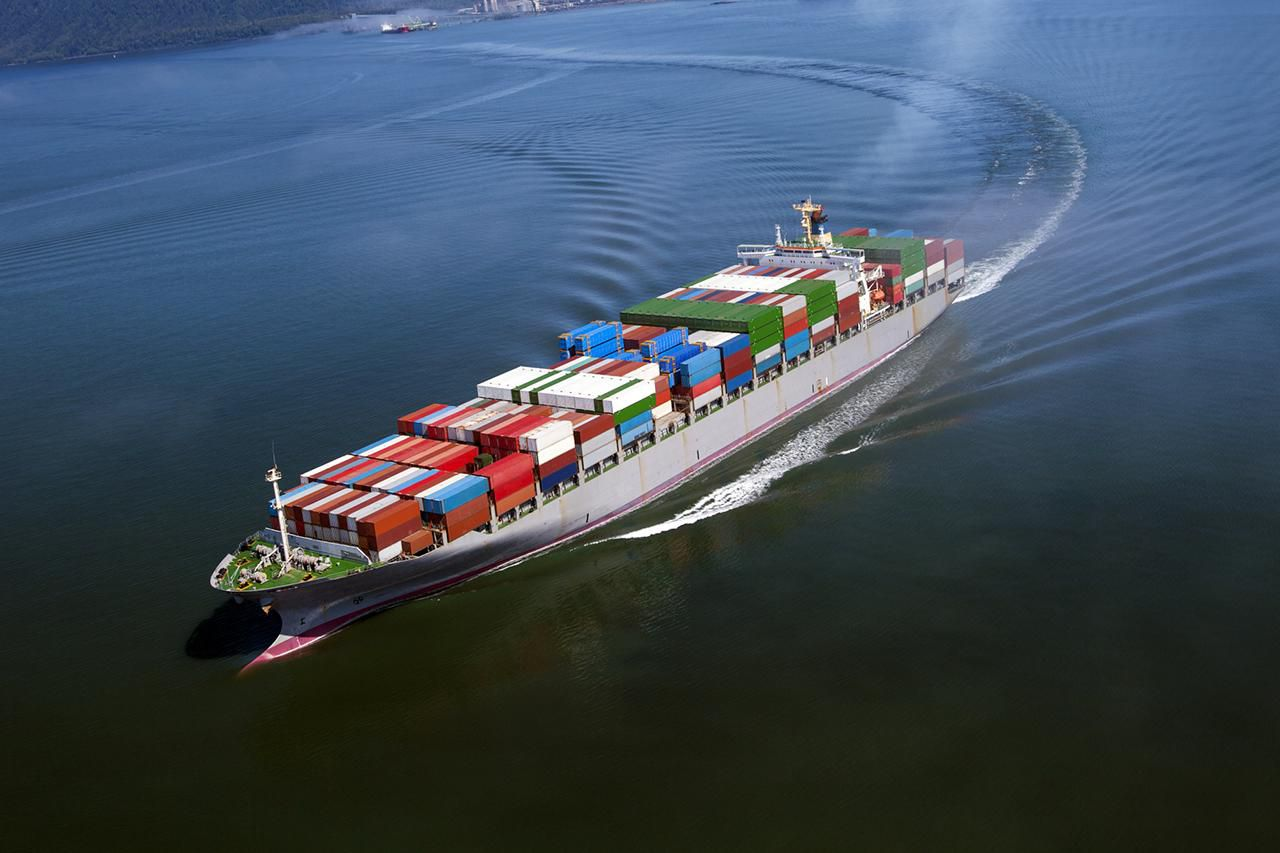 Image result for containers in ship jpg pictures