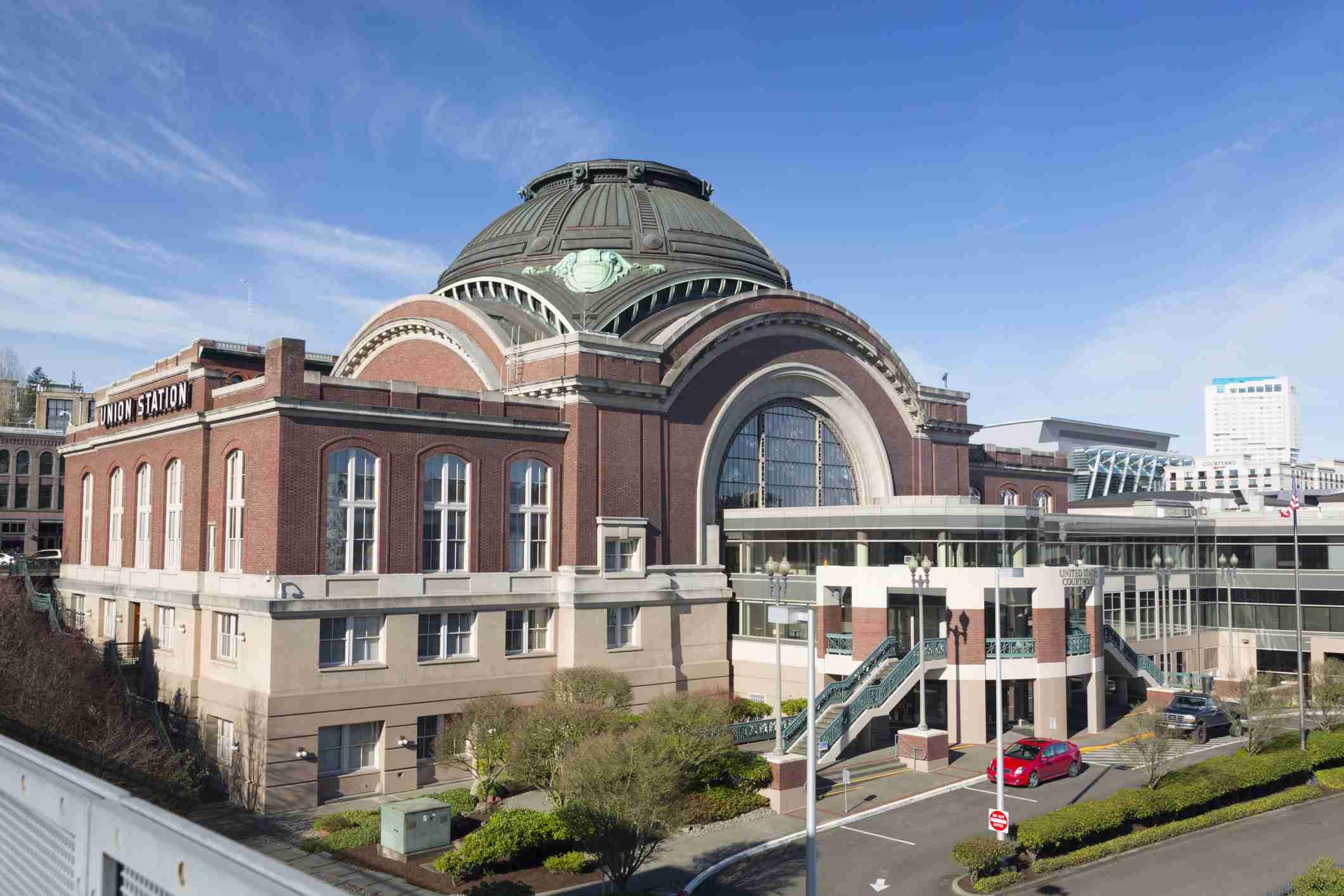 Tacoma's Union Station