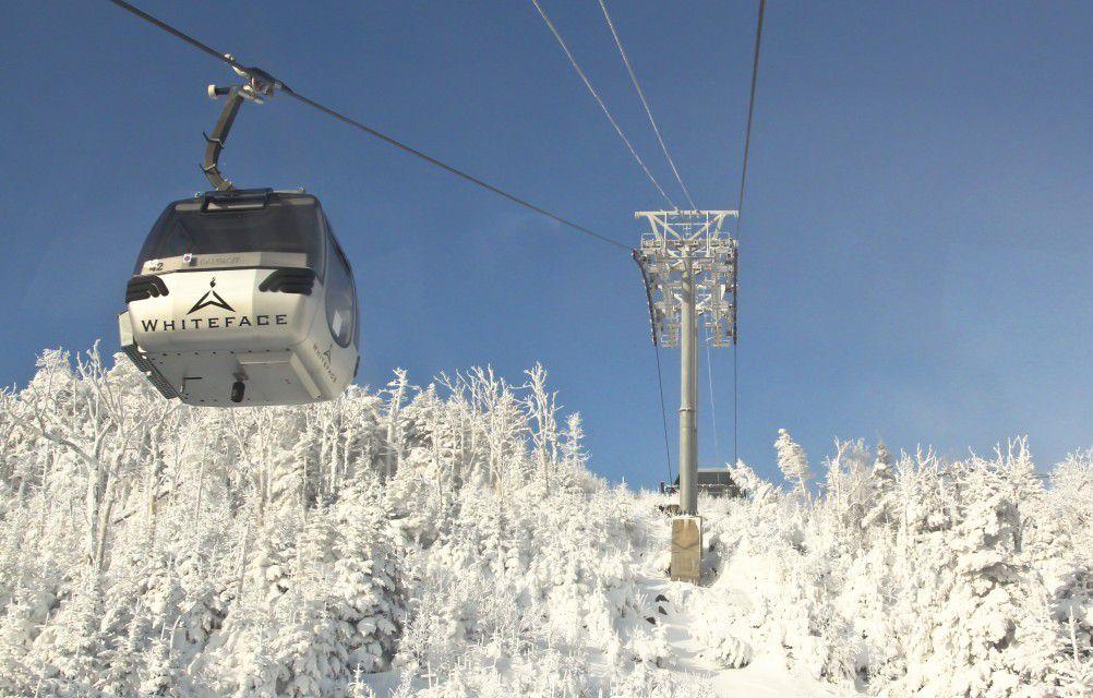 The Cloudsplitter Gondola delivers spectacular vistas across the Adirondacks.