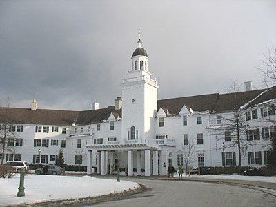 Sagamore hotel exterior