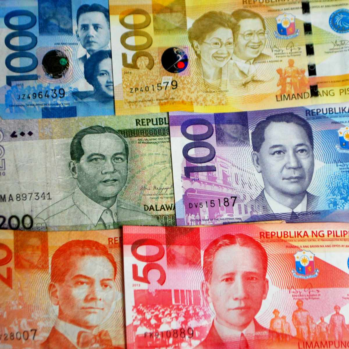 Paper money in the Philippines