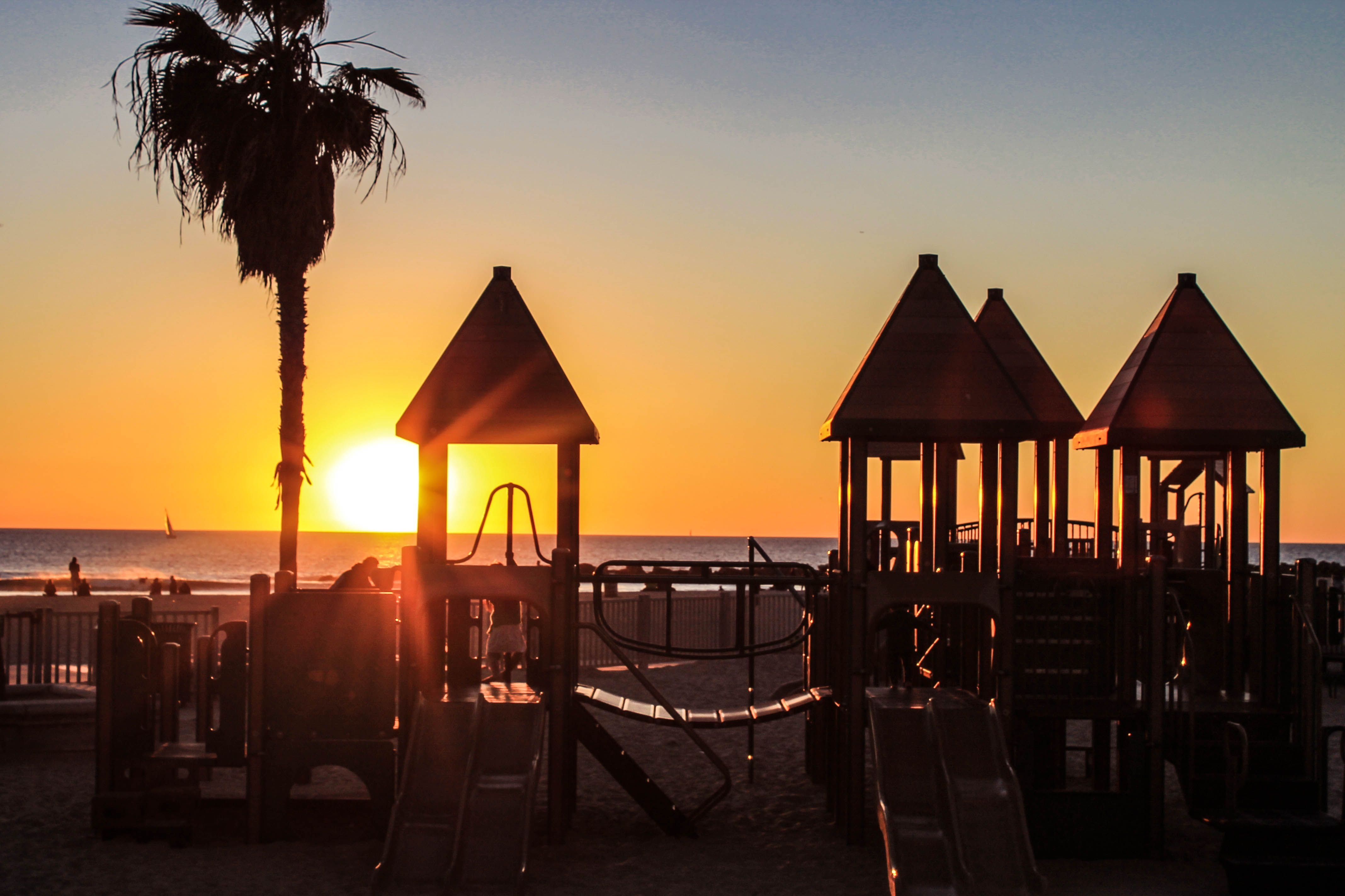 Venice Beach Playground
