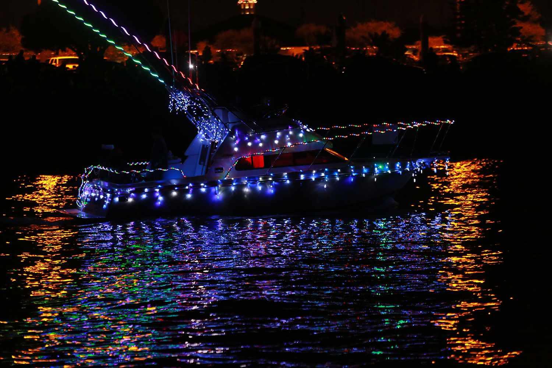 Holidays: San Diego Bay Parade Of Lights