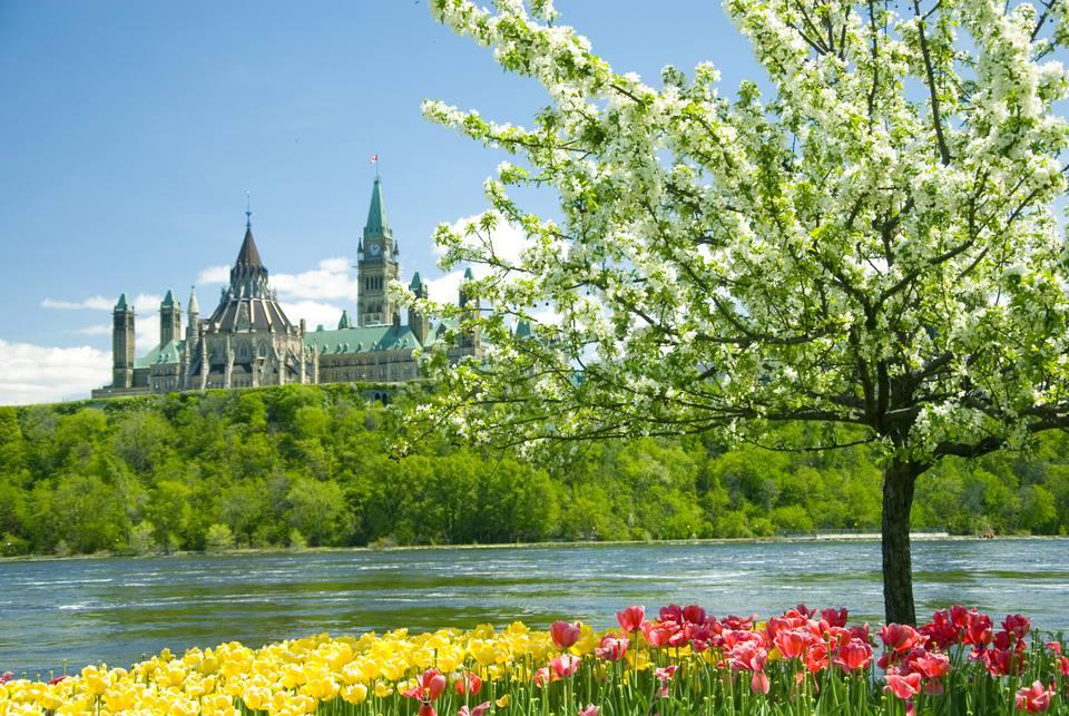 Ottawa in Spring