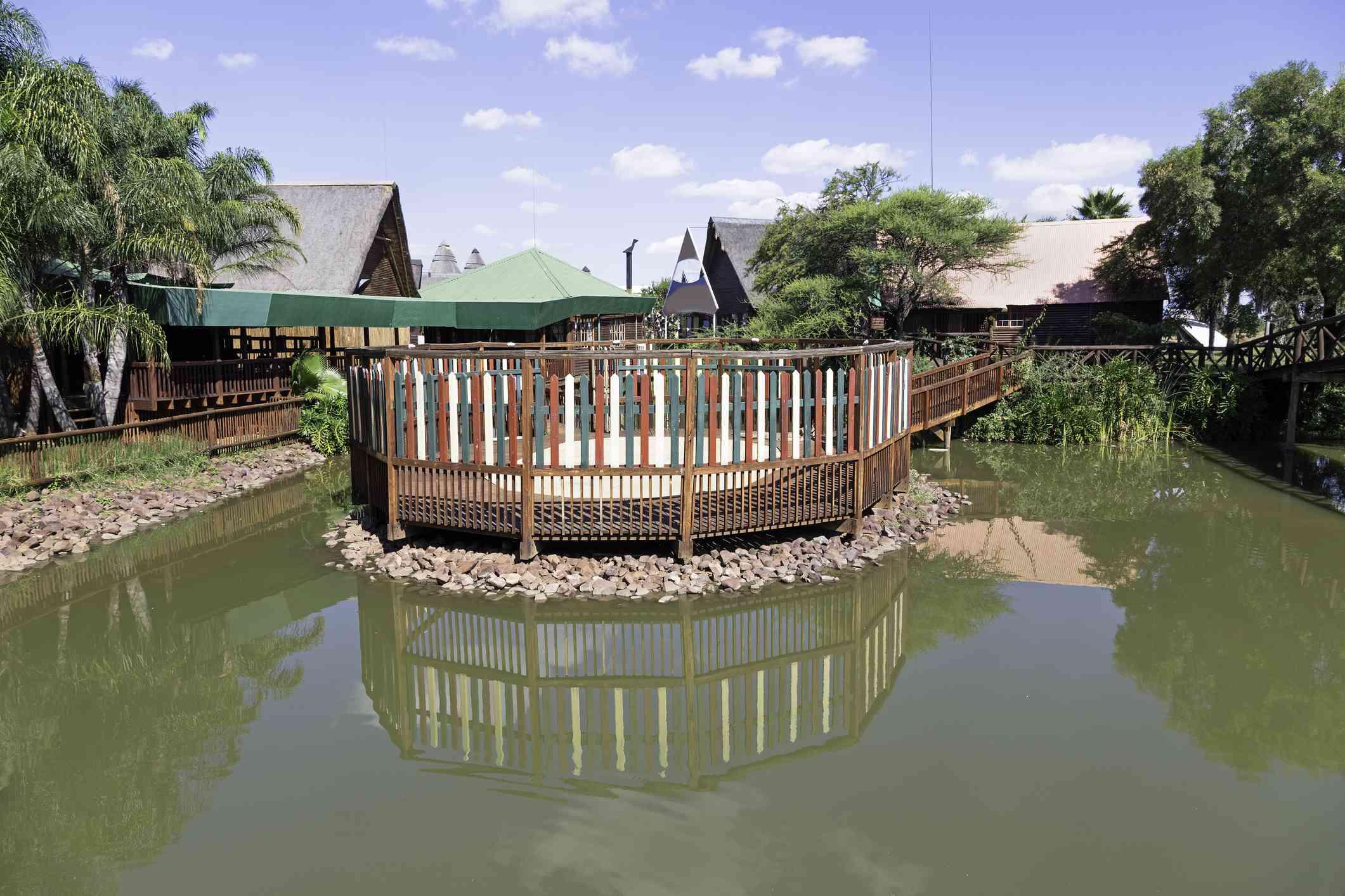 Bela-Bela waterfront, Limpopo