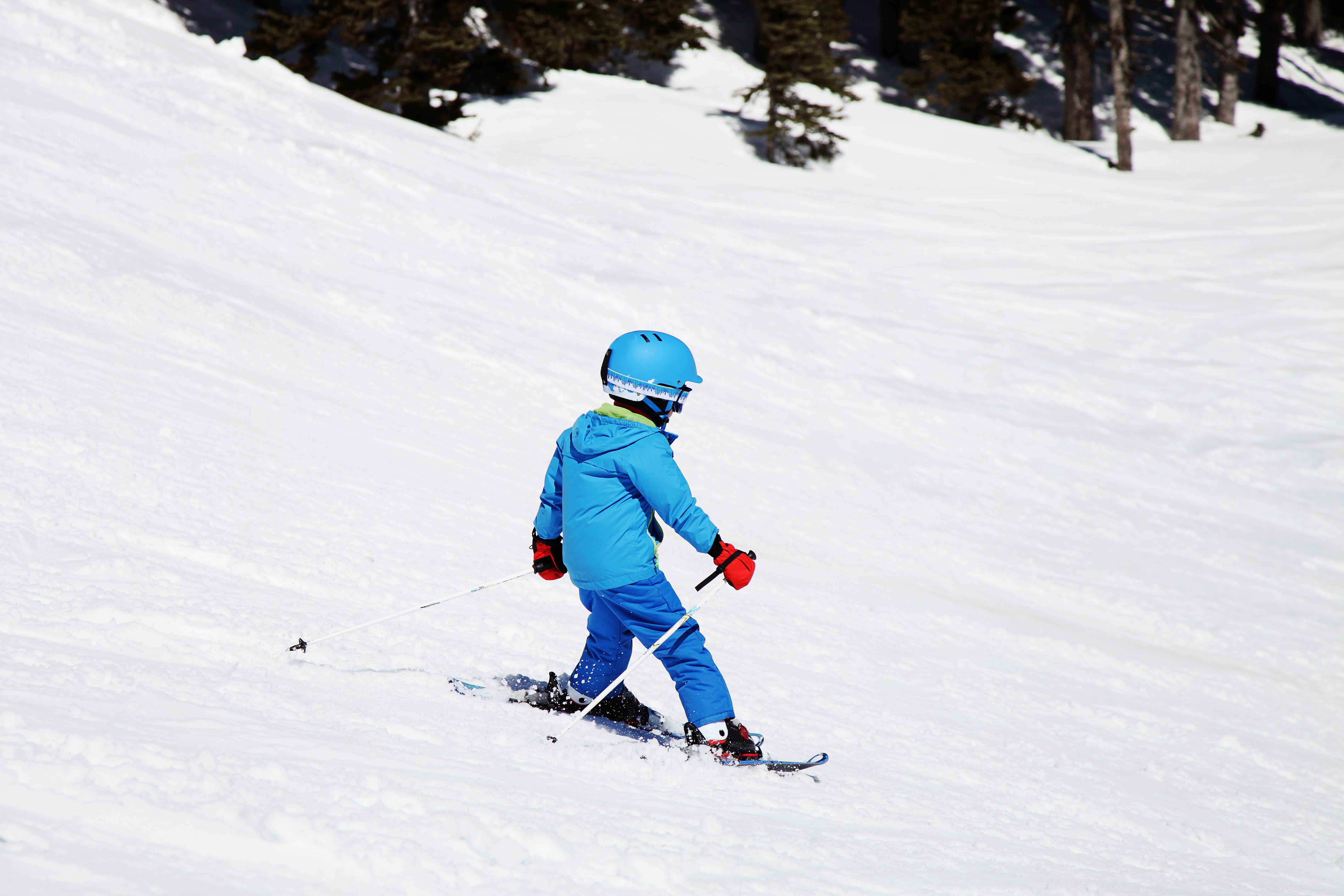 snow creek ski resort in weston, missouri