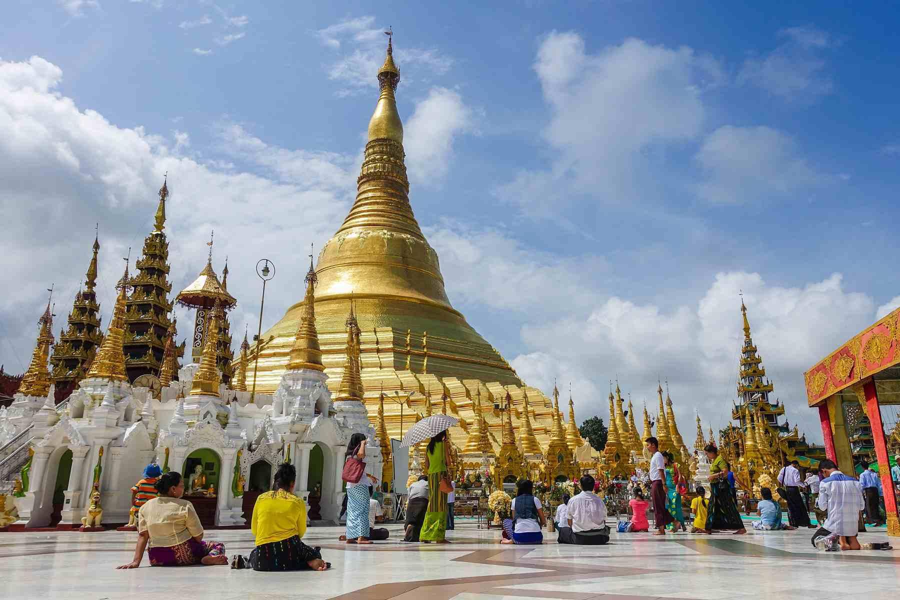 Yangon rýchlosť datovania