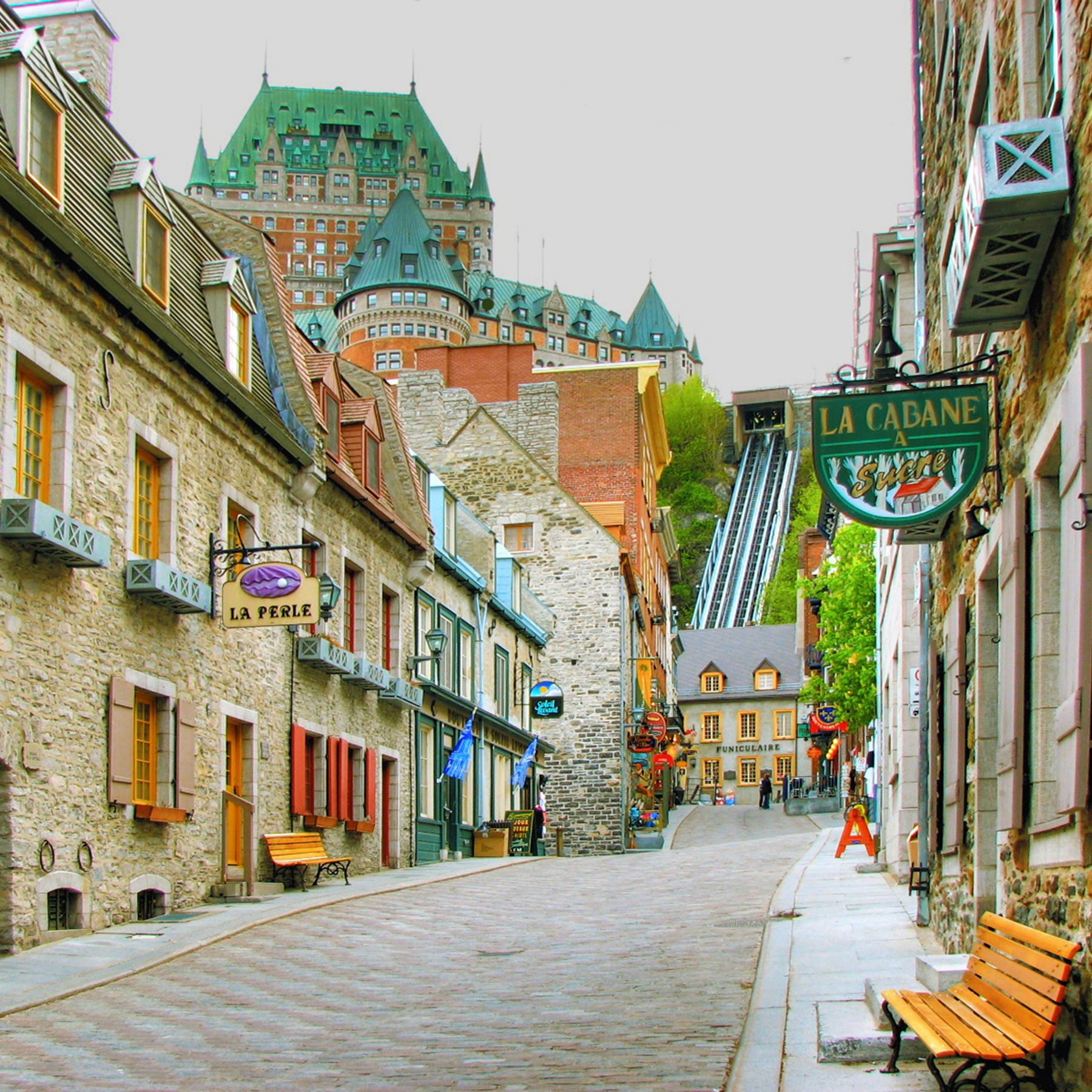 Weather in Quebec City: Climate, Seasons, and Average Monthly Temperature