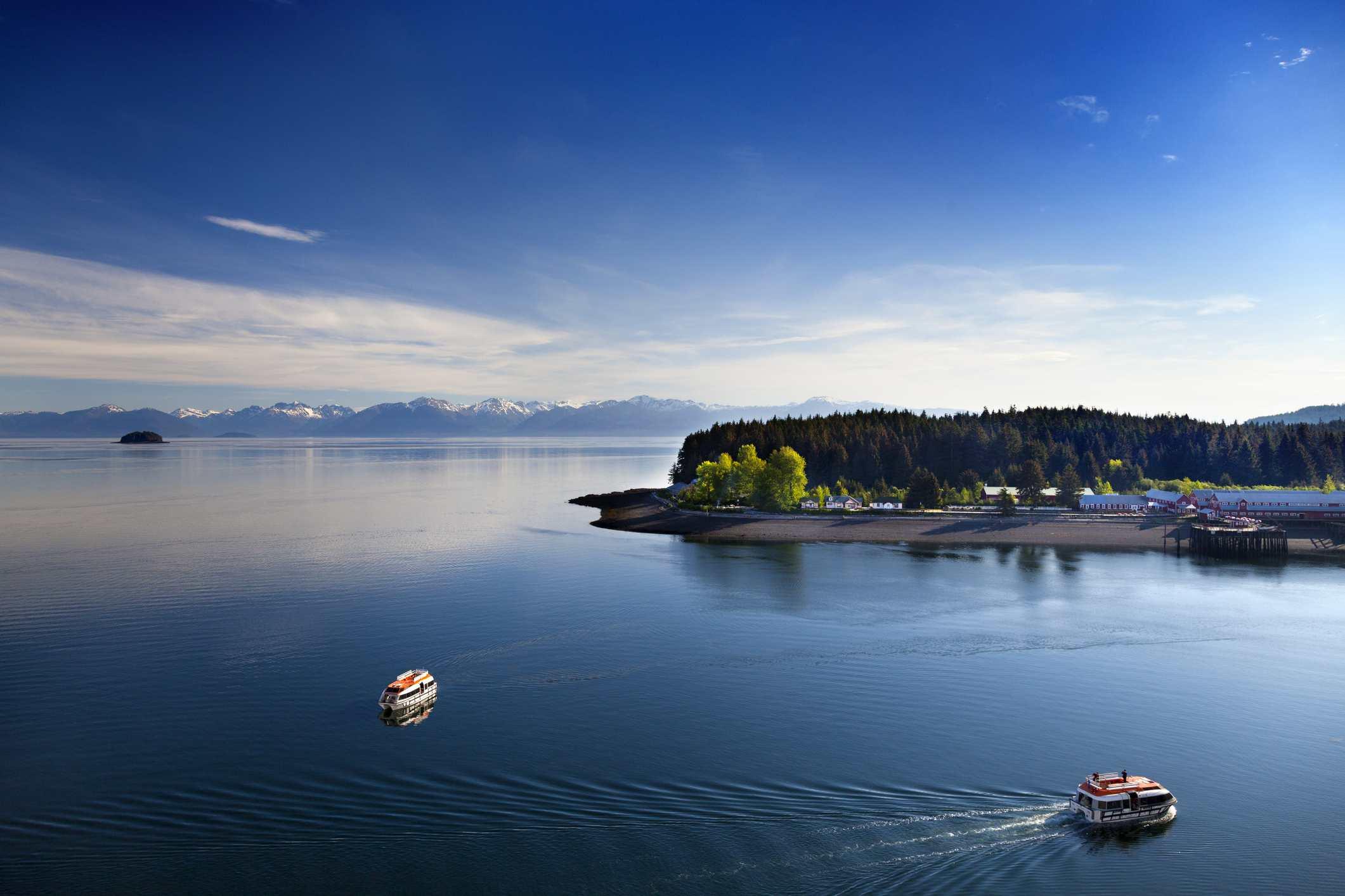 3 Basic Alaska Cruise Itineraries