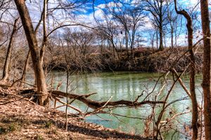 The Duck River at Henry Horton State Park
