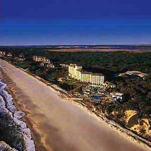 Photograph of Amelia Island Beach