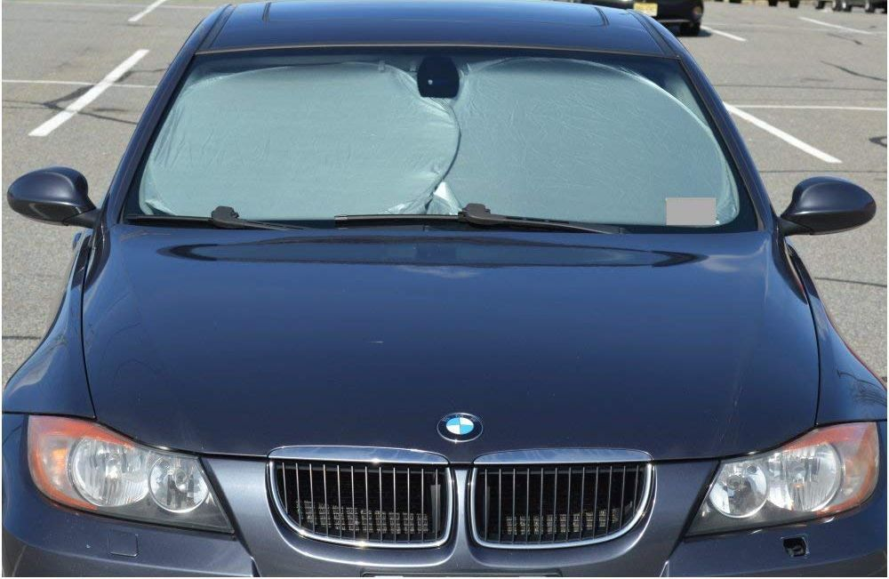 Best Overall  EcoNour Car Windshield Sun Shade 1bb40294ecd