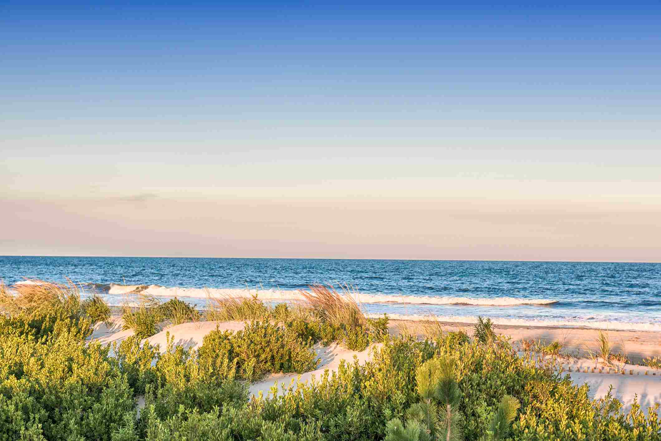 South Jersey Beaches: From LBI to Cape May Point