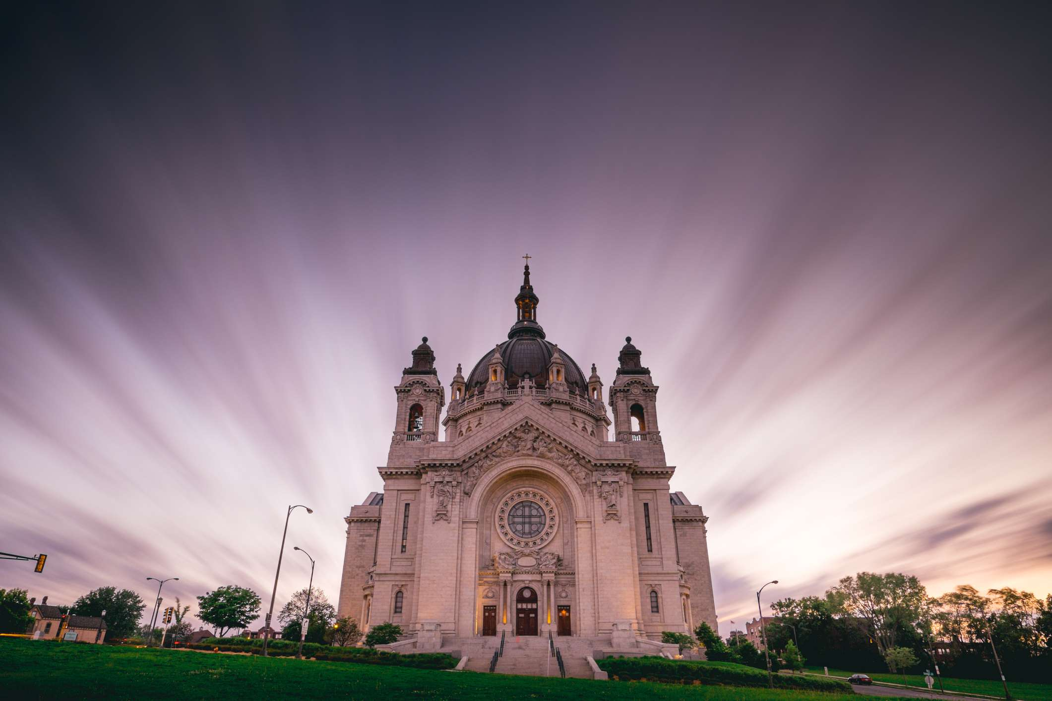 Cathedral of St. Paul in Minnesota