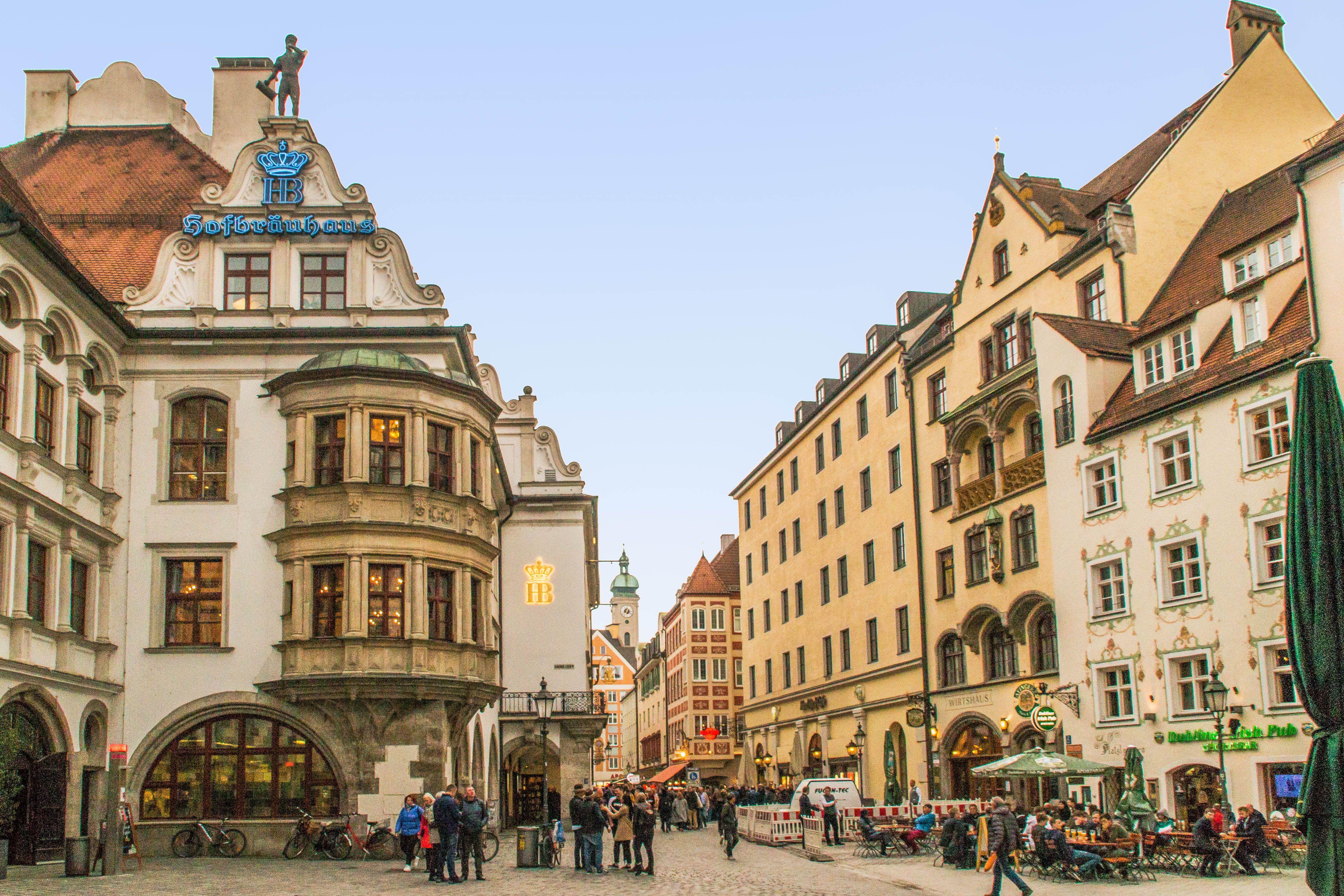The City of Munich