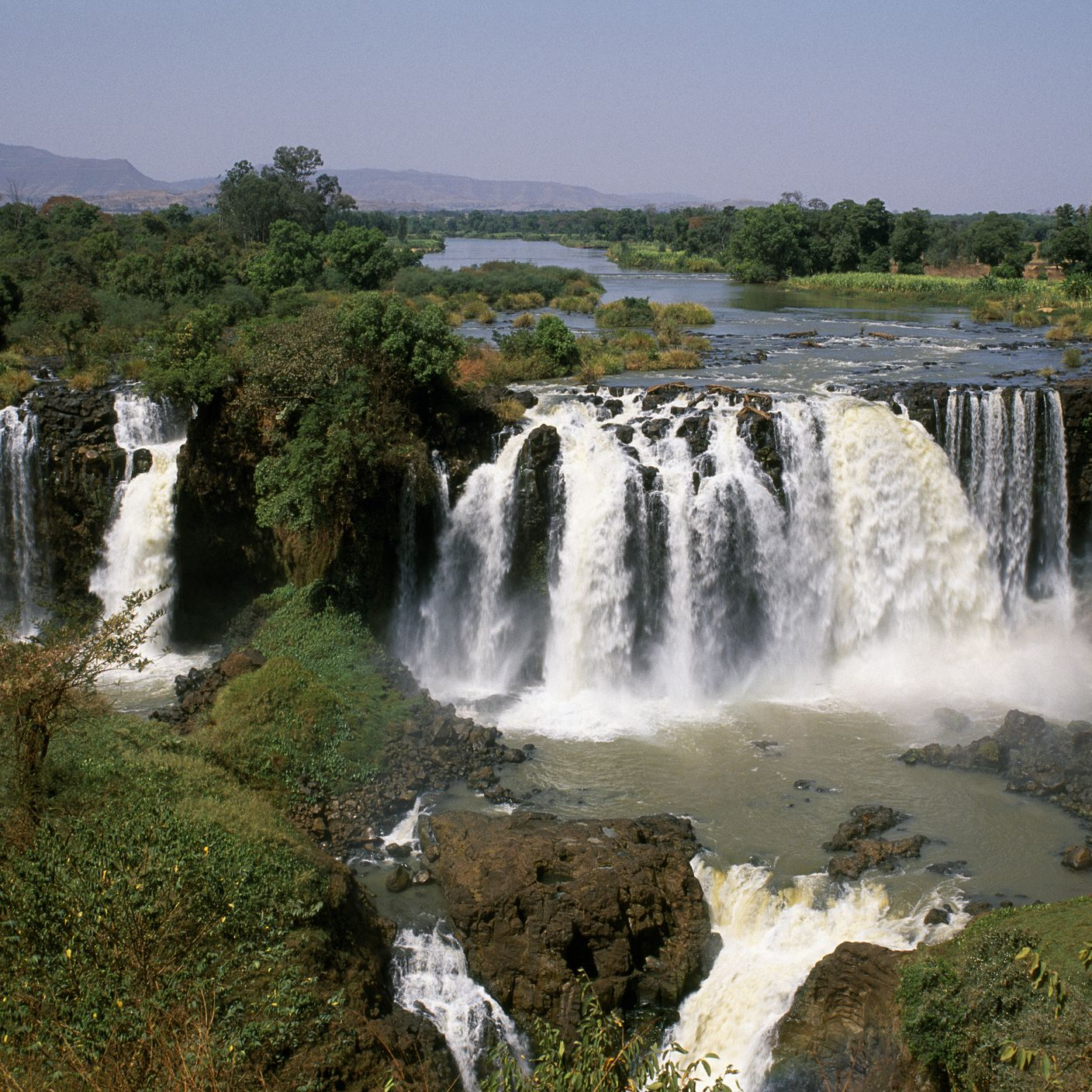 How to Visit the Blue Nile Falls, Ethiopia