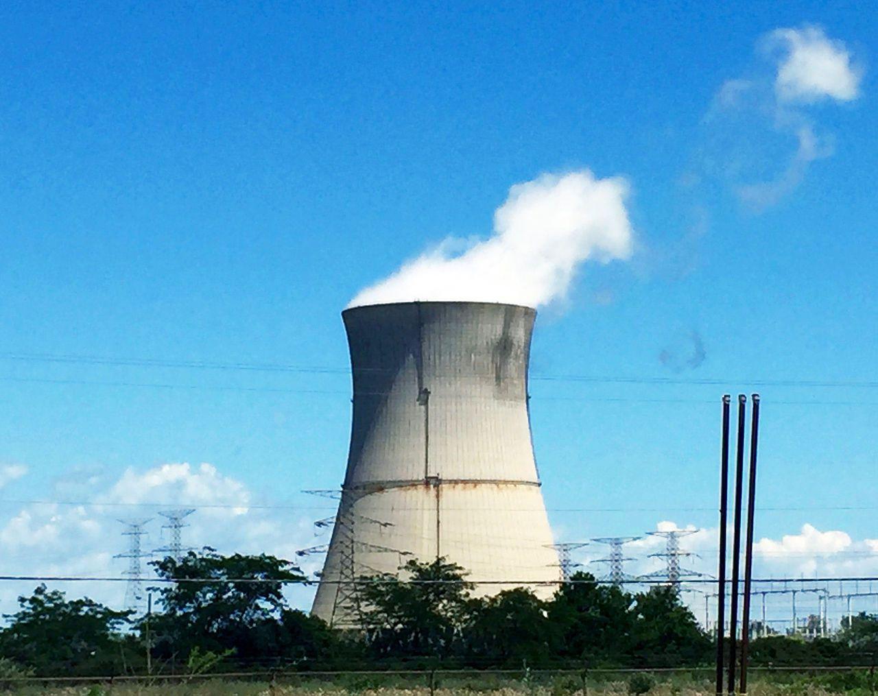 Davis Besse Nuclear Plant in Ohio