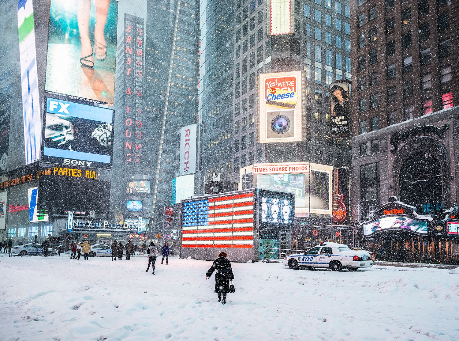 Things to Do in New York City on Cold and Snowy Days