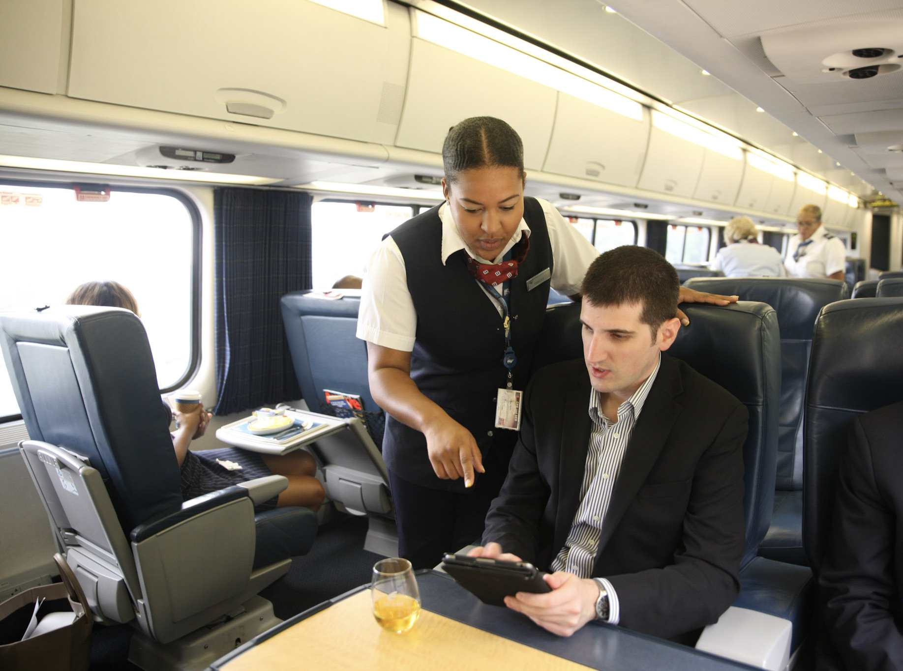 cela Express Route: Washington, D.C. – Boston