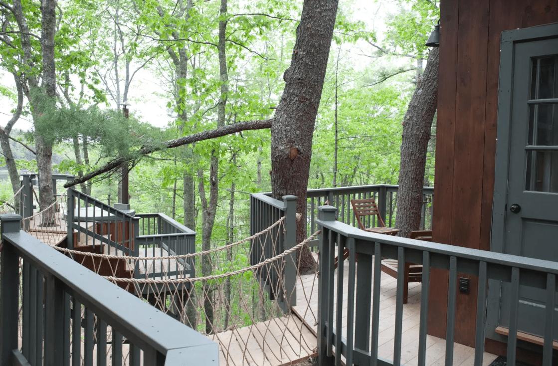 Souhegan Treehouse