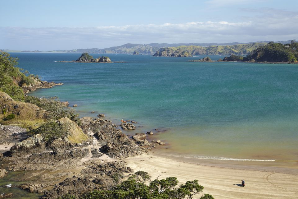 New Zealand Road Trip: Northlands beaches - The Global Couple