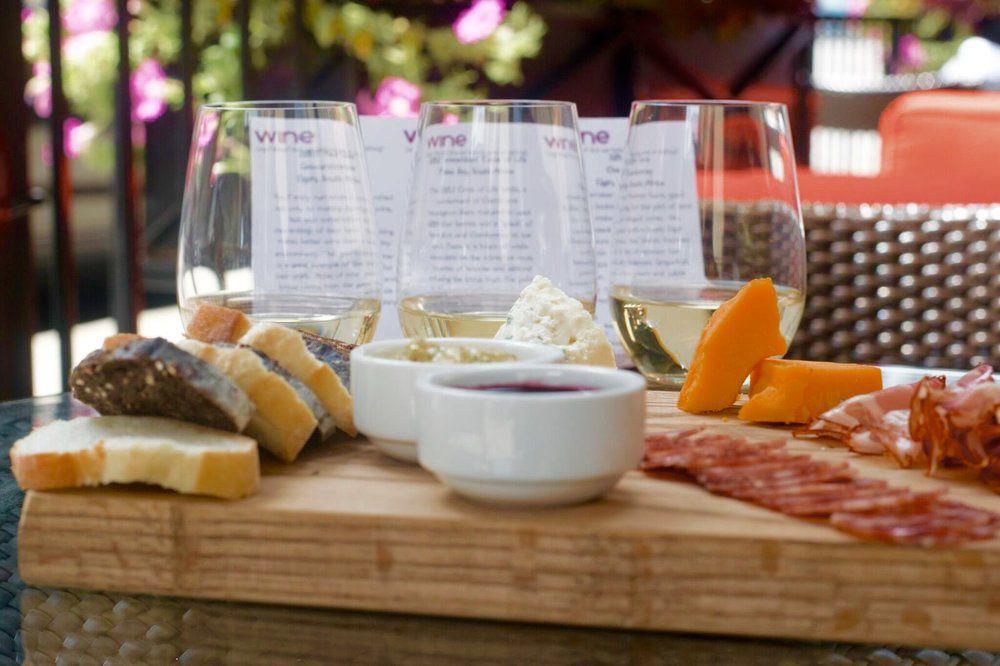Wine and Cheese at ENO Wine Bar