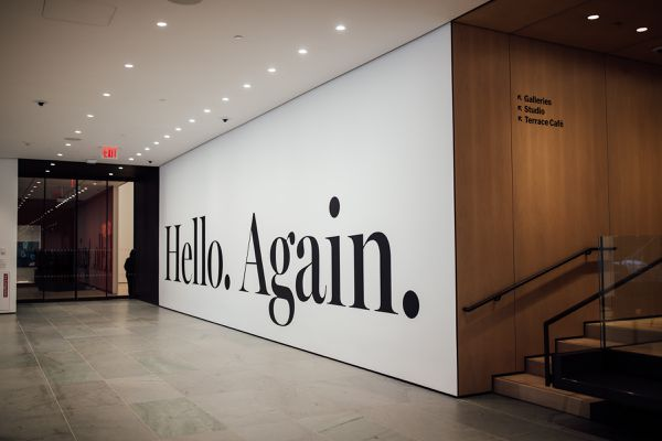 The Museum of Modern Art (MoMa) in NYC
