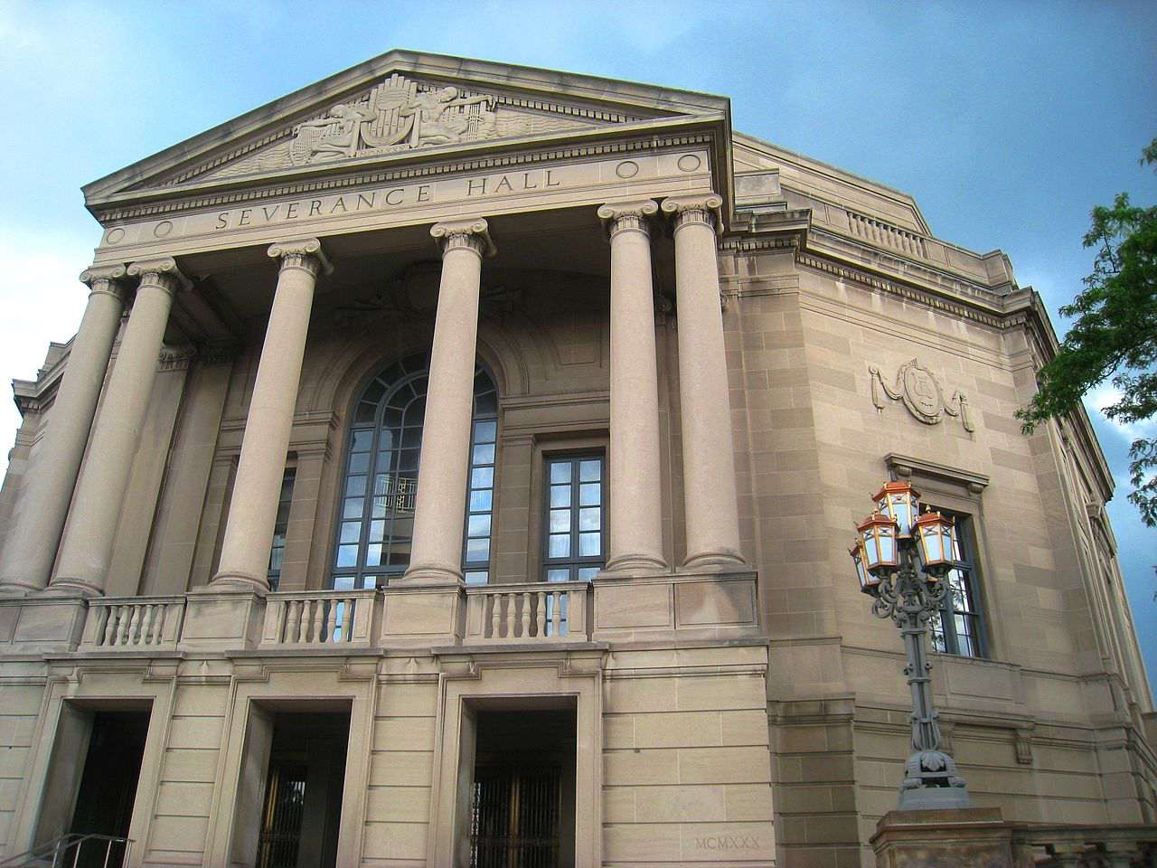 Severance Hall, Cleveland, Ohio, USA