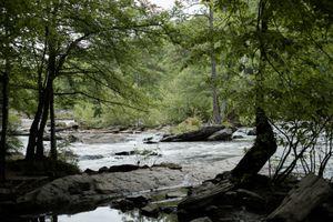 Sweetwater Creek Park in Atlanta, GA
