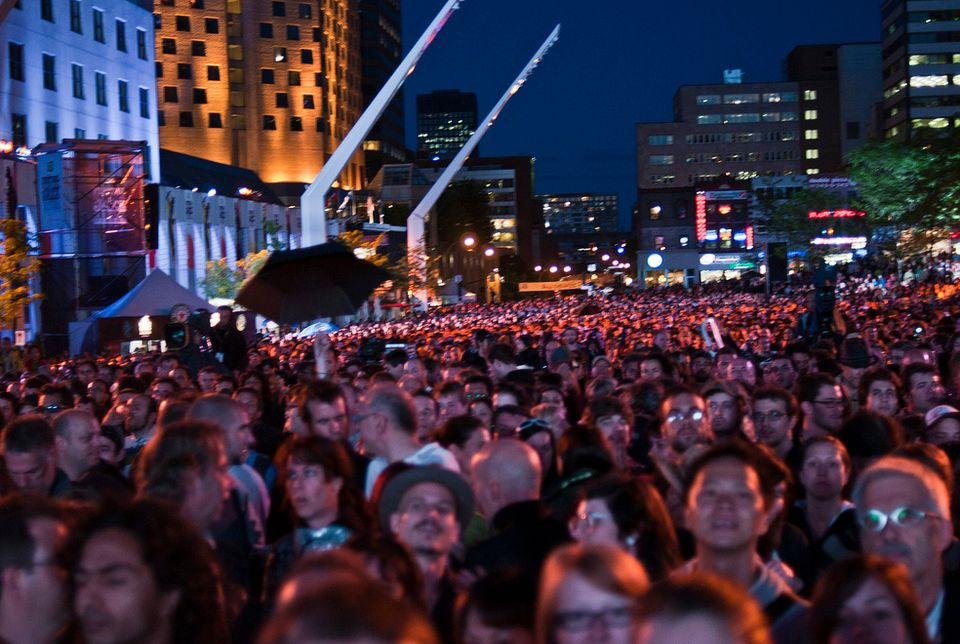 Montreal Jazz Festival Photos 2016.