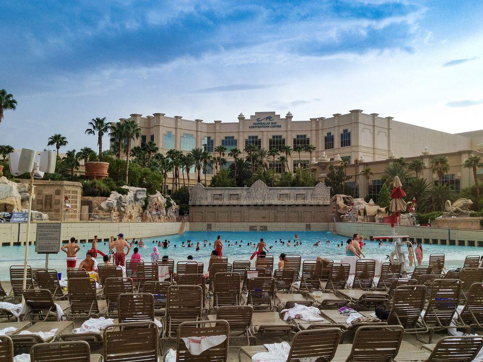 The Best Pools in Las Vegas