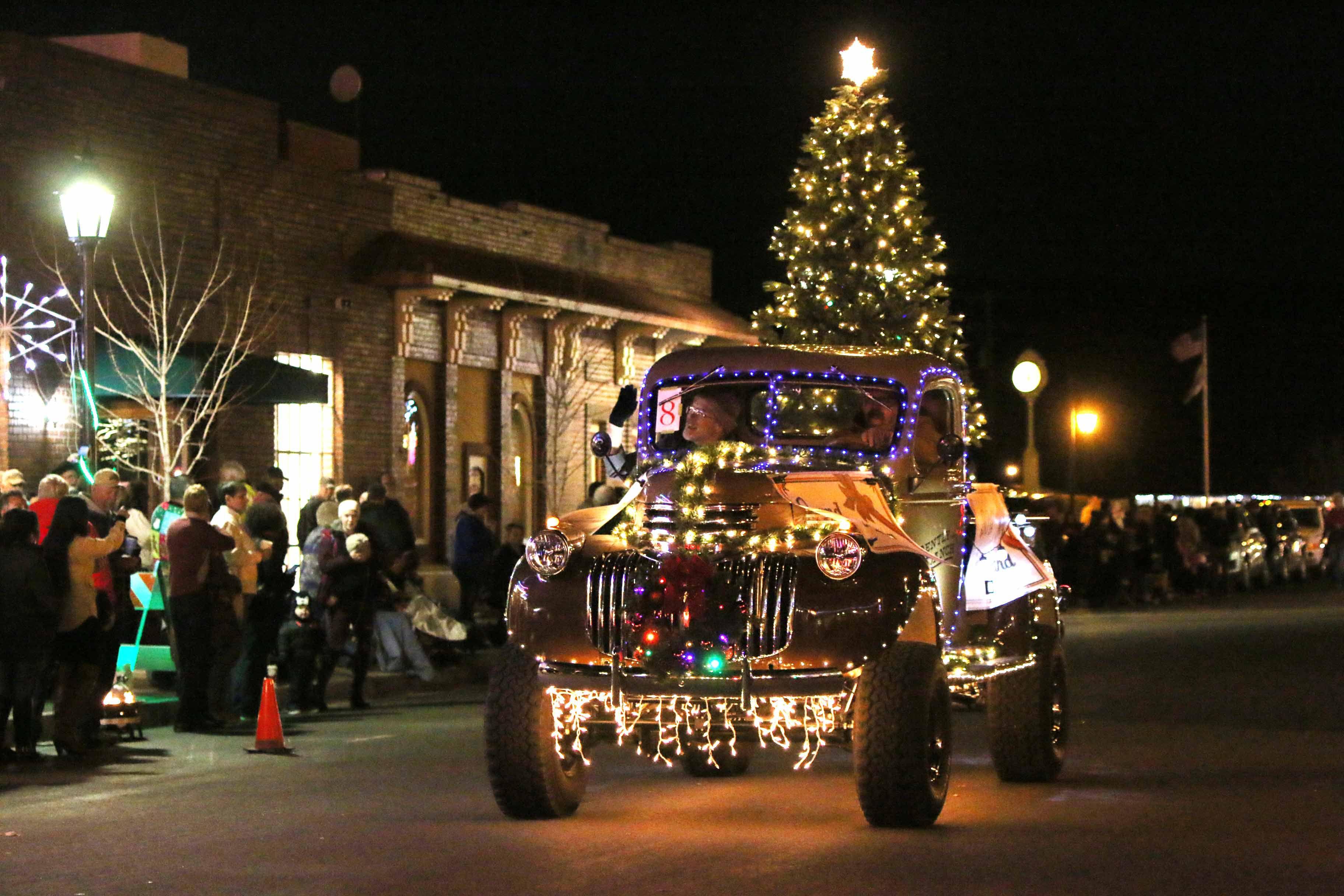 Carson Valley Parade of Lights