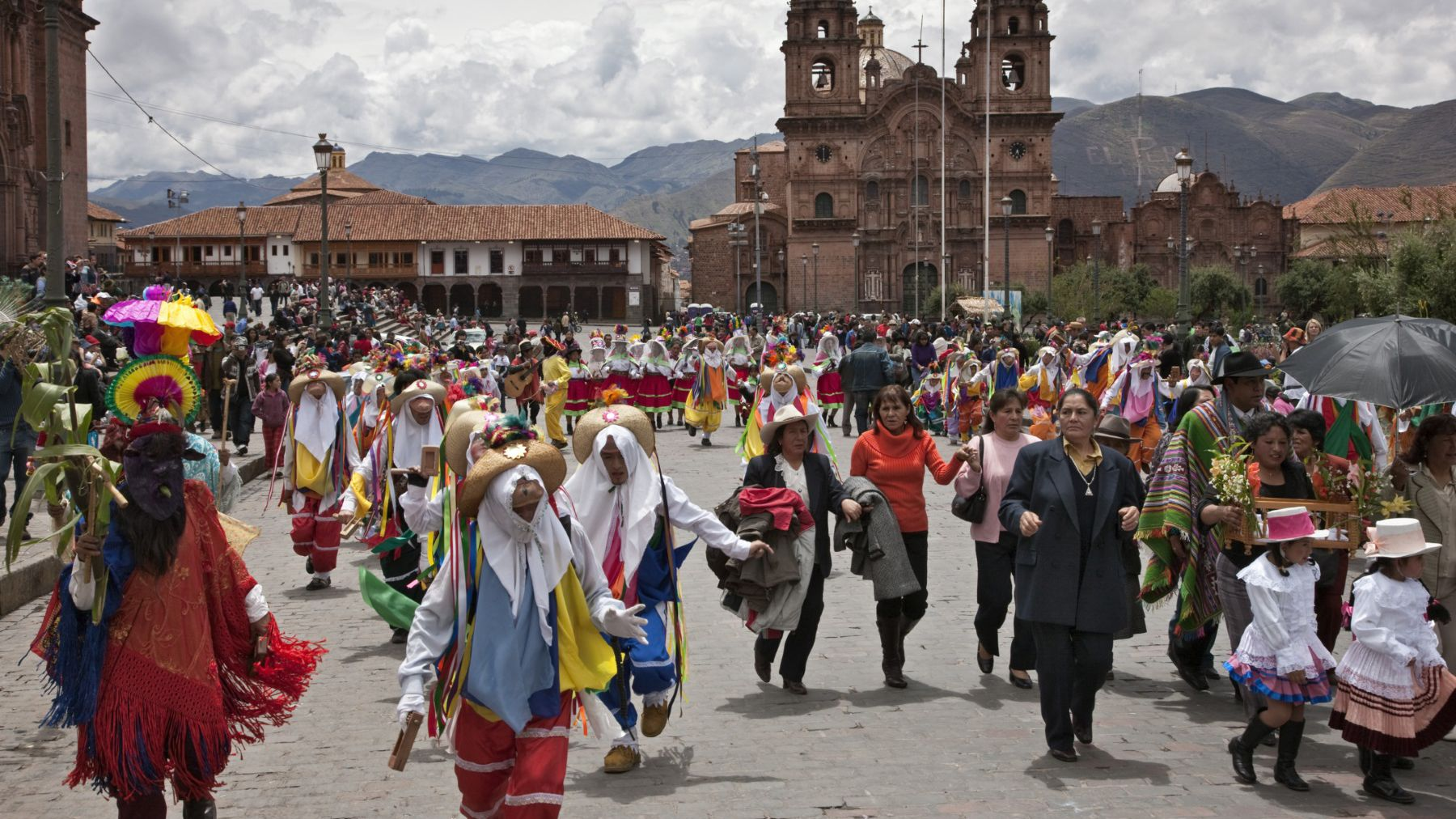 All The National Holidays Of Peru