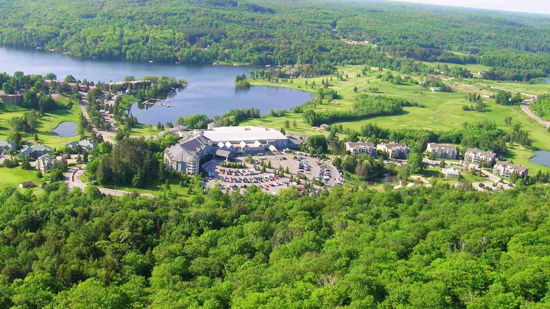 Deerhurst Resort, Ontario, Canada