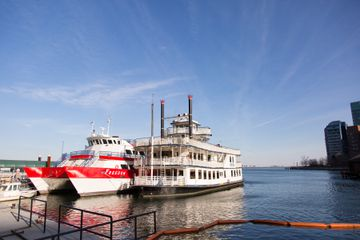 Boston Harbor Island Ferry