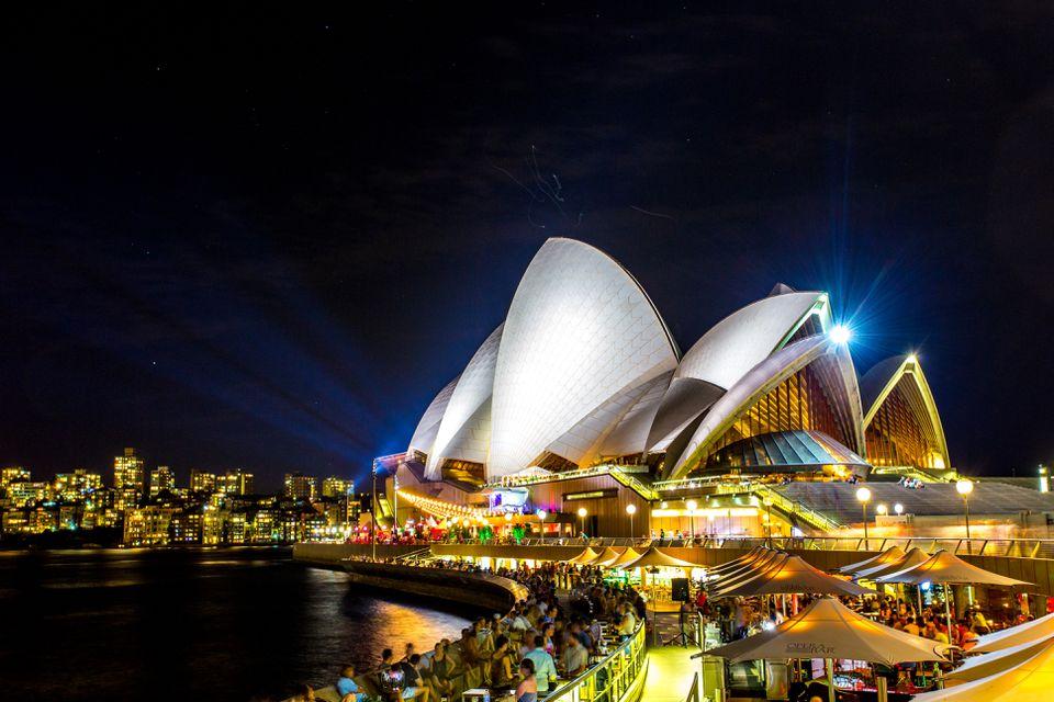 Australia tops the list of dream destinations, in Sydney, Australia
