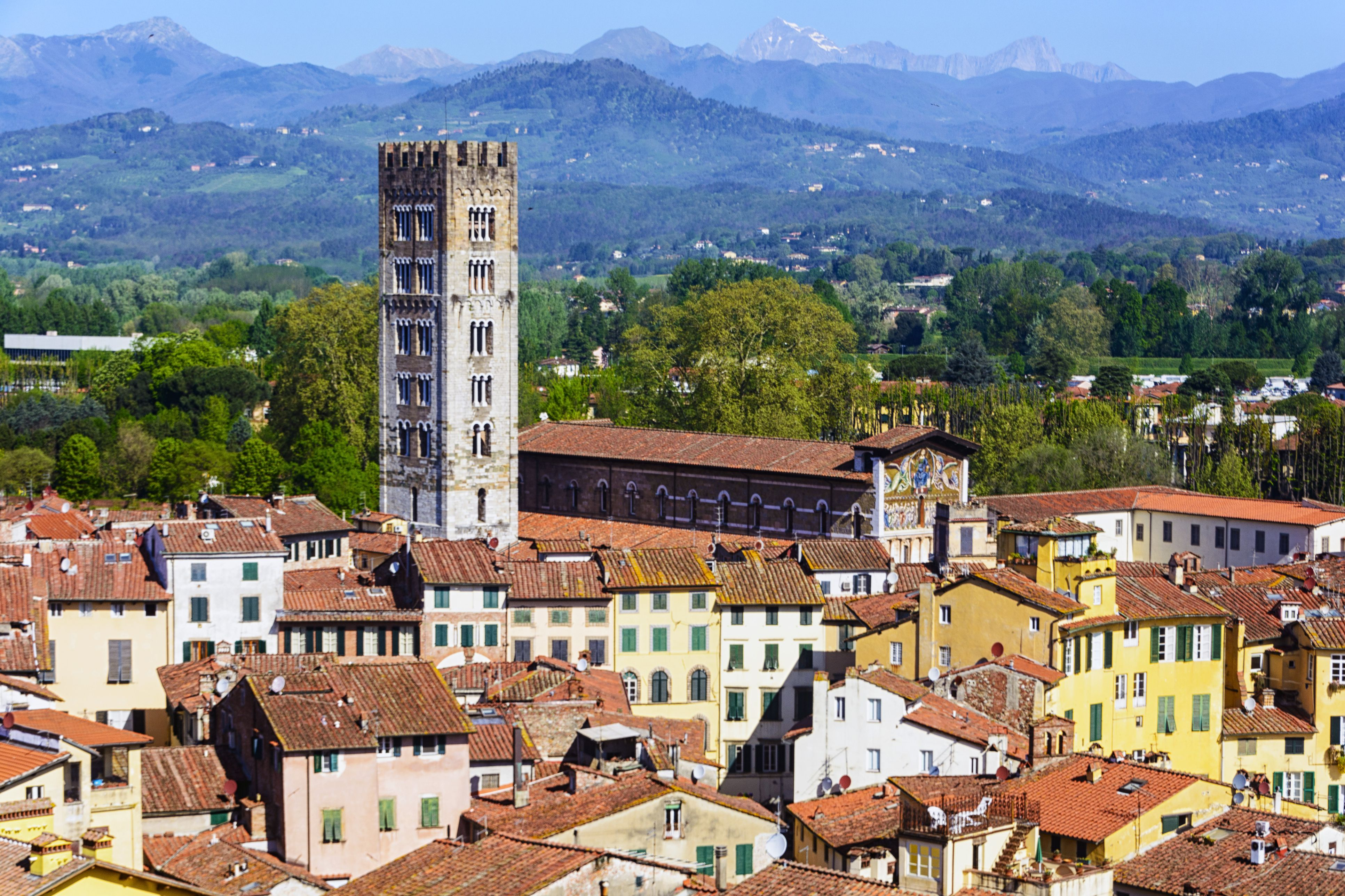Places To Visit From Lucca Italy