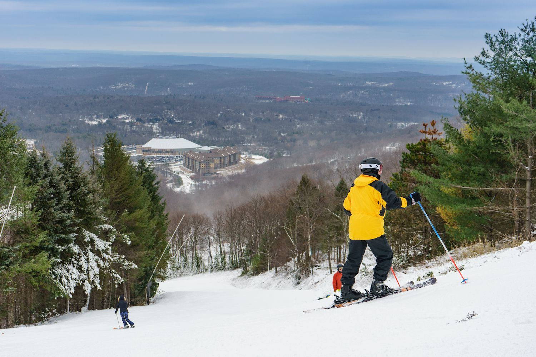 Cross Country Ski Sale Akers Ski Com >> Camelback Mountain Ski Resort In Pennsylvania