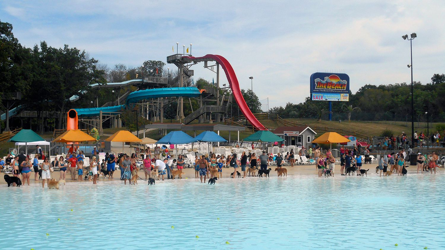 Ohio's Outdoor and Indoor Water Parks - Where to Get Wet