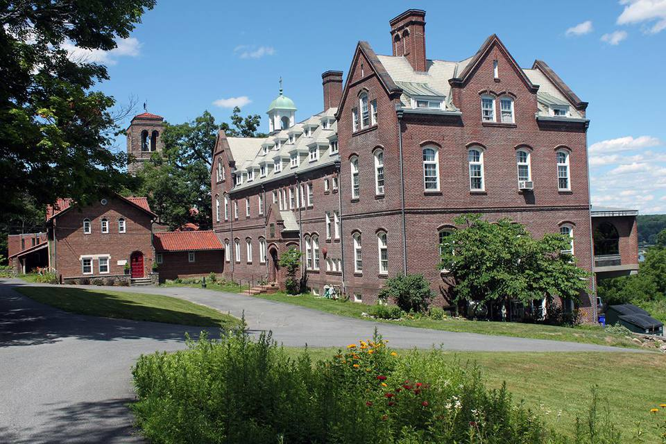 Holy Cross Monastery, West park, New York