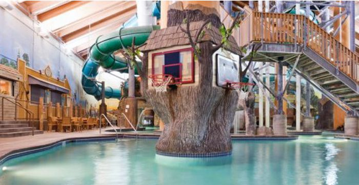 Wild Woods Water Park Minnesota