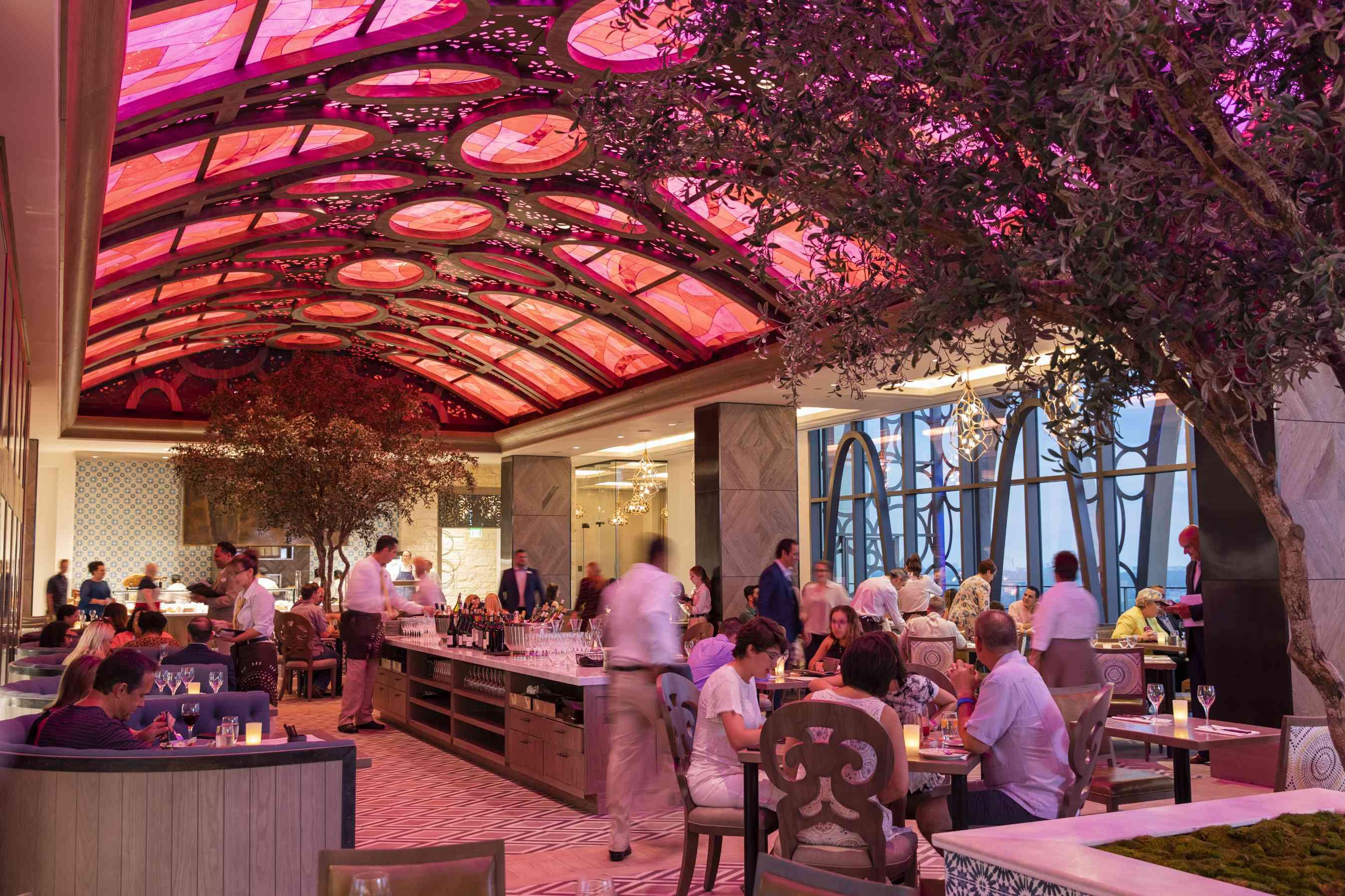 Restaurante Toledo en Disney World