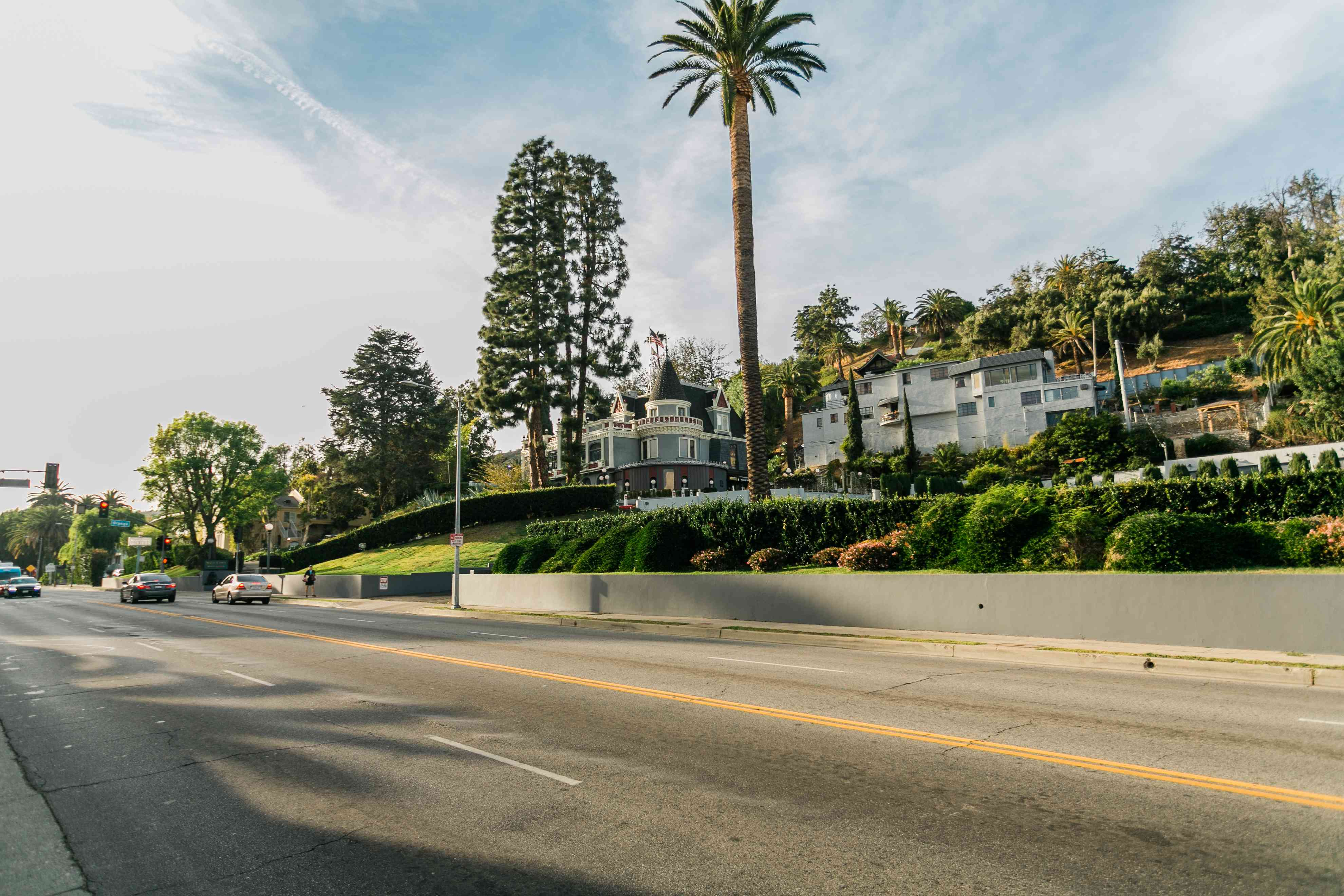 Magic Castle Hotel in LA