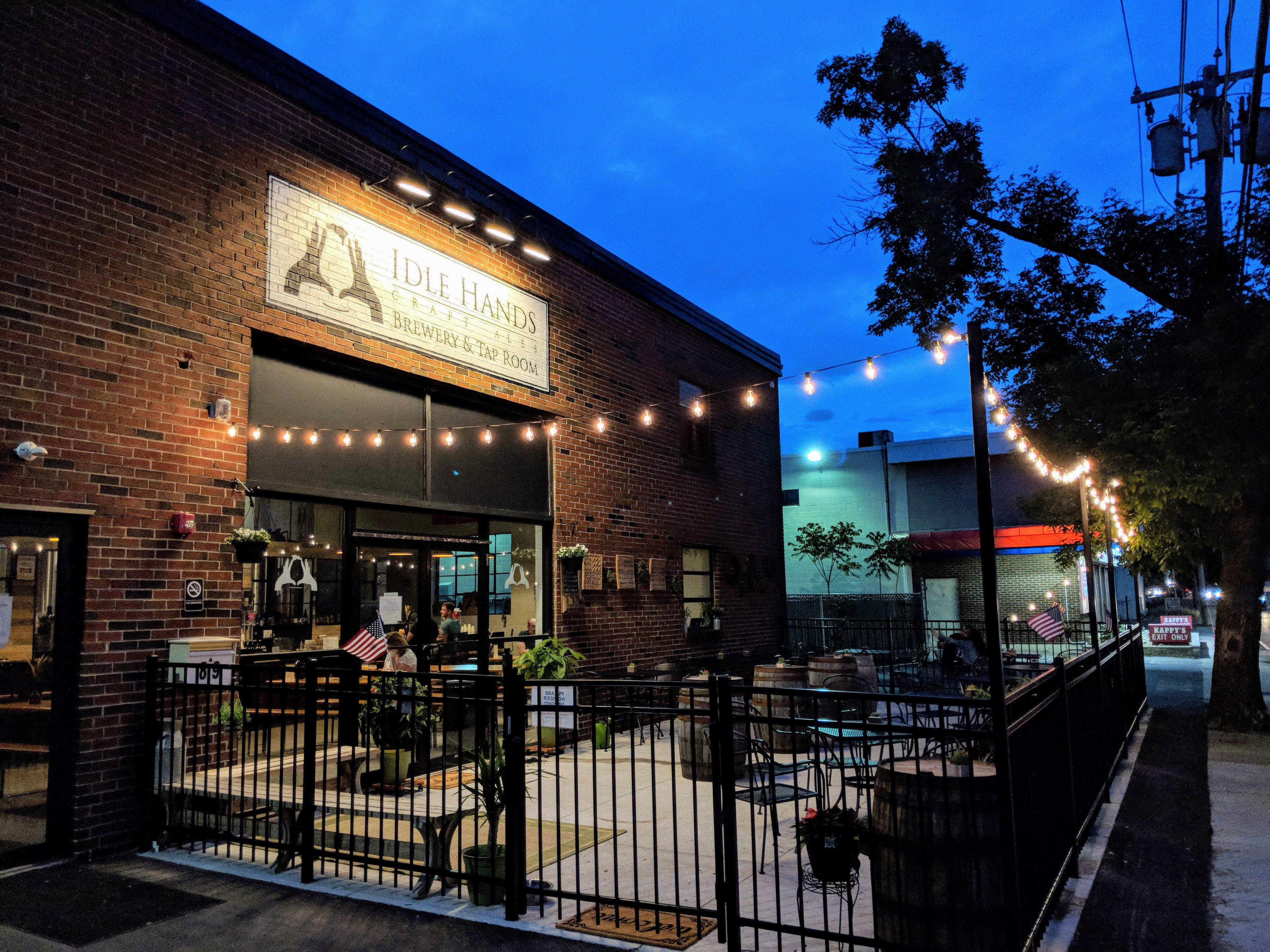 Idle Hands Brewery & Tap Room