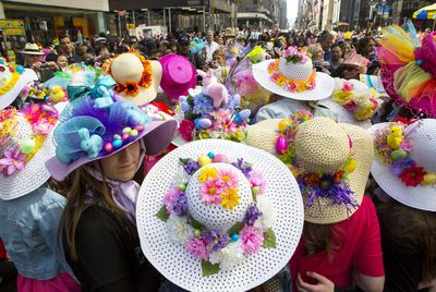Guide to the Easter Parade and Bonnet Festival in New York City