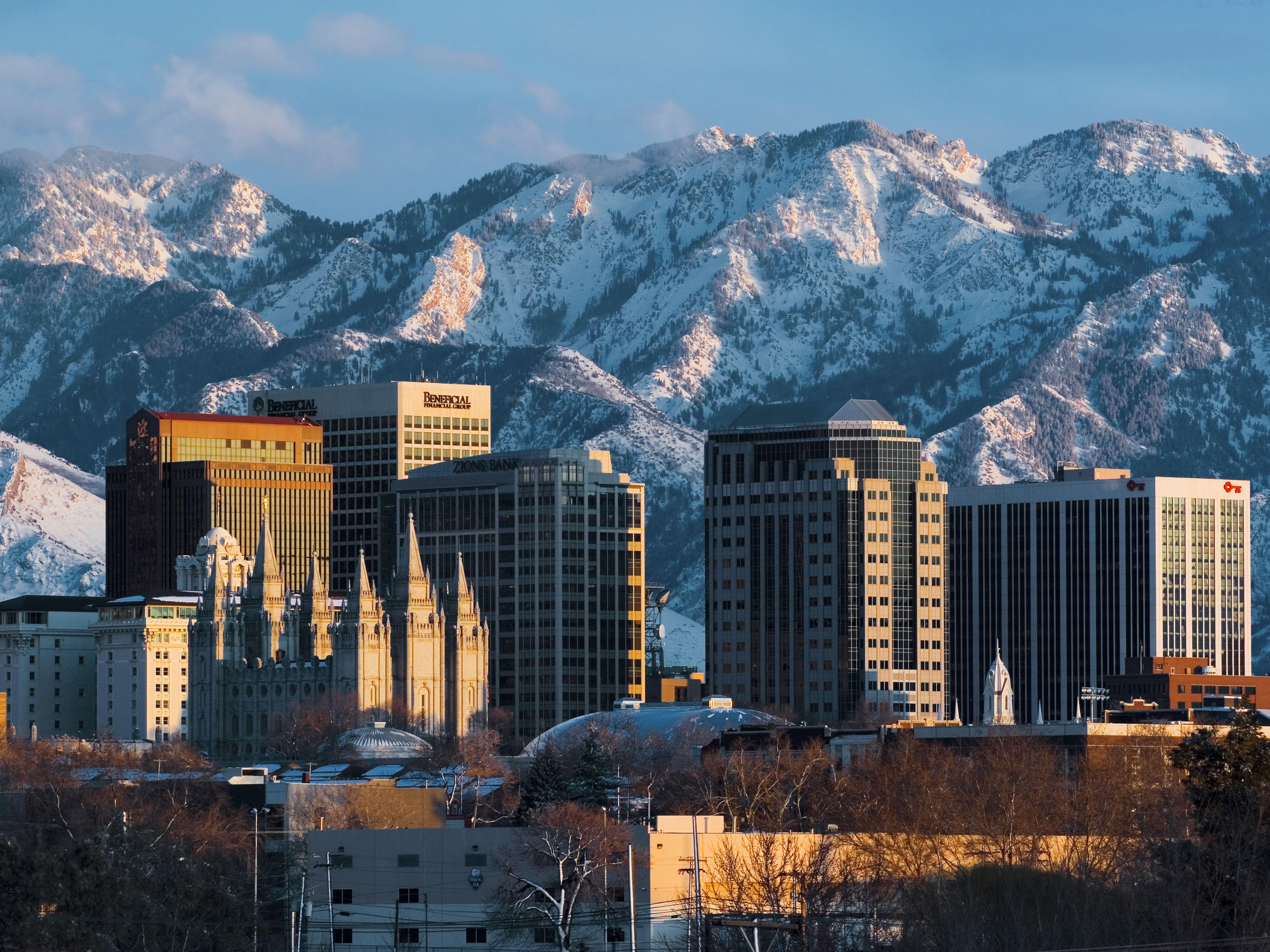 Salt Lake City Utah >> A Salt Lake City March Visitor S Guide